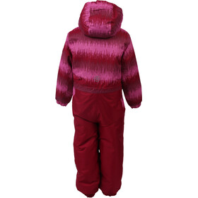 Color Kids Klement Padded Coverall Kids raspberry